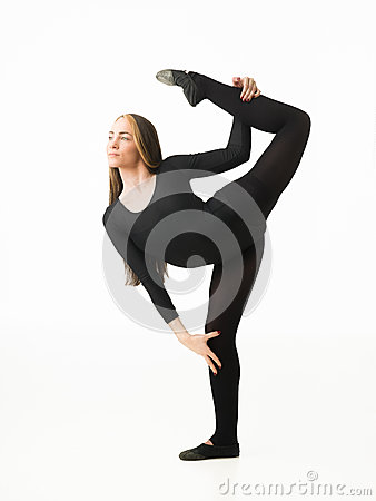 Free The Dancer Royalty Free Stock Photography - 52409467