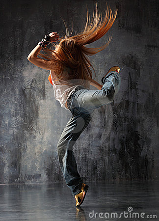 Free The Dancer Stock Photos - 8860393
