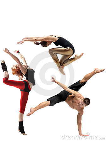 Free The Dancer Stock Photo - 9721320