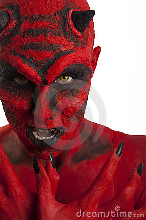 Free The Devil. Stock Photos - 20939483
