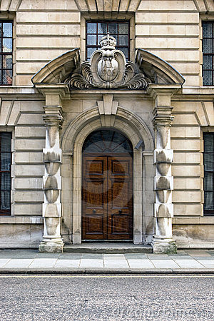 Free The Door Royalty Free Stock Photography - 12103137