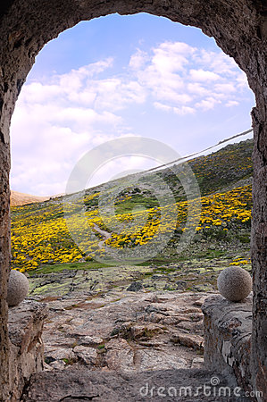 Free The Door To Paradise Royalty Free Stock Photo - 32026495