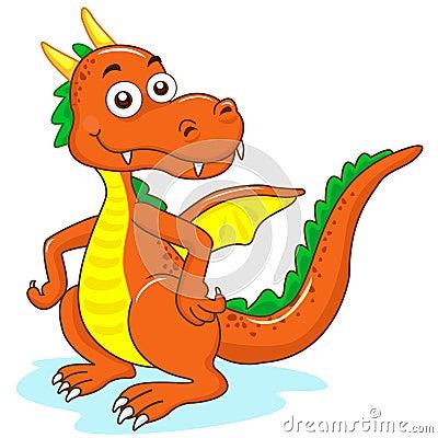 Free The Dragon Royalty Free Stock Photos - 20243228