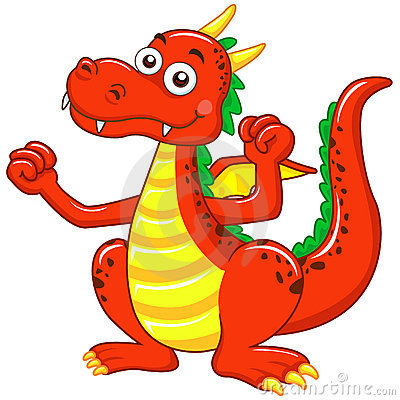 Free The Dragon Stock Photography - 20243232