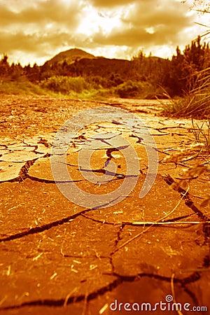 Free The Dry Soil Stock Photo - 6947780
