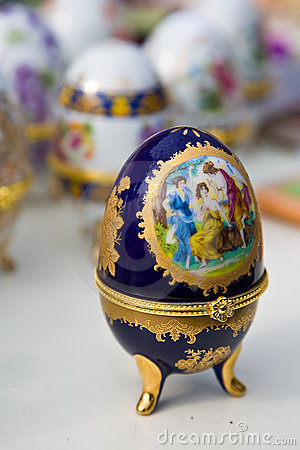 Free The Egg Faberge Stock Photo - 4547550