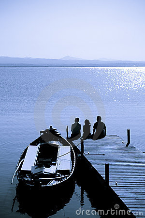Free The Essence Of La Albufera Stock Photo - 3457000