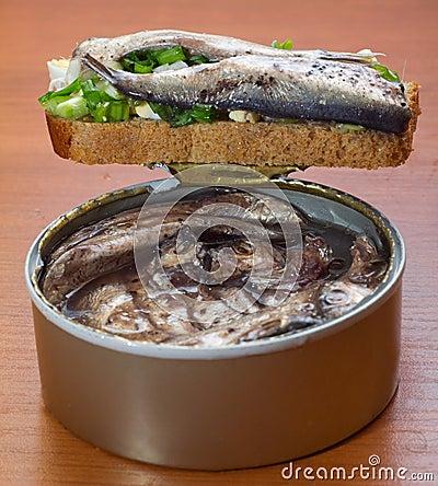 Free The Estonian National Sandwich 1 Royalty Free Stock Image - 19198536