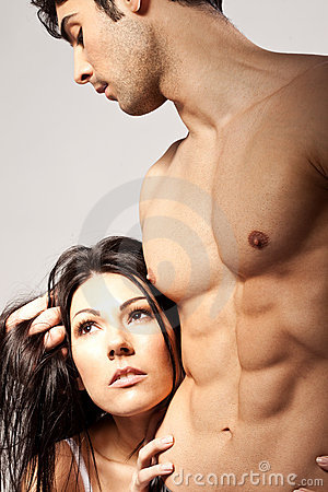 Free The Face Of Desire Royalty Free Stock Image - 22823856