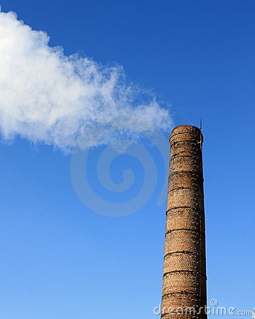 Free The Factory Pipe Stock Photos - 23243733