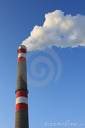 Free The Factory Pipe Royalty Free Stock Photos - 23329008