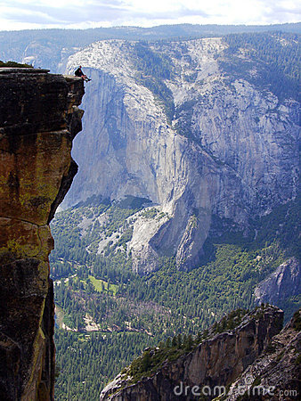 Free The Fissures - Yosemite NP Royalty Free Stock Photos - 1278538