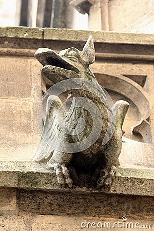 Free The Gargoyles Of Notre Dame Royalty Free Stock Photos - 6735998