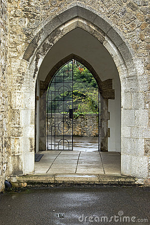 Free The Gate Royalty Free Stock Image - 7504786