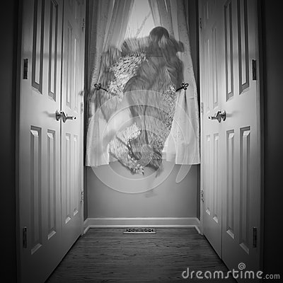 Free The Ghost Royalty Free Stock Photo - 37944525