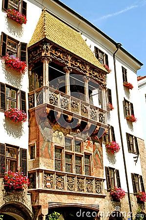Free The Golden Roof - Innsbruck - Austria Stock Photography - 15139672