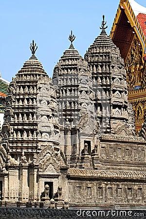 Free The Grand Palace,Bangkok Stock Photography - 15072812