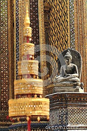 Free The Grand Palace,Bangkok Royalty Free Stock Photos - 15072828
