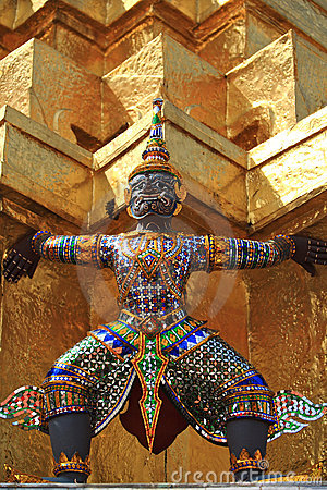 Free The Grand Palace. Bangkok. Thailand Royalty Free Stock Image - 14791946