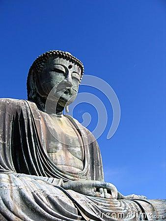 Free The Great Buddha - Kamakura, Japan Stock Photography - 425772