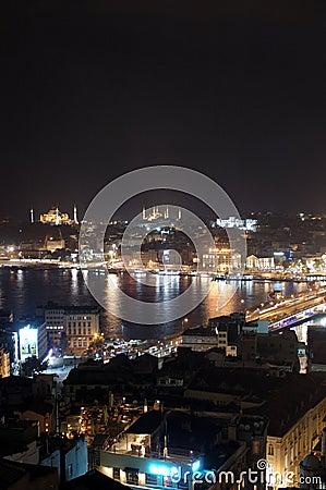 Free The Hagia Sophia, Blue Mosque Stock Photos - 3834743