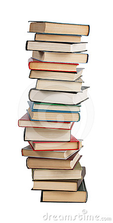 Free The High Stack Of Books Royalty Free Stock Photography - 24331537