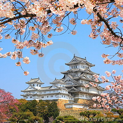 Free The Himeji Castle, Japan Royalty Free Stock Image - 19672626