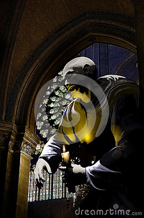 Free The Hunchback Of Notre-Dame Royalty Free Stock Photo - 101355245