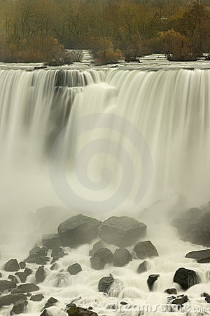 Free The Incredible Beauty Of Niagra Falls Stock Image - 758901