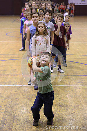Free The Joy Of Playing Basketball Royalty Free Stock Images - 65677599