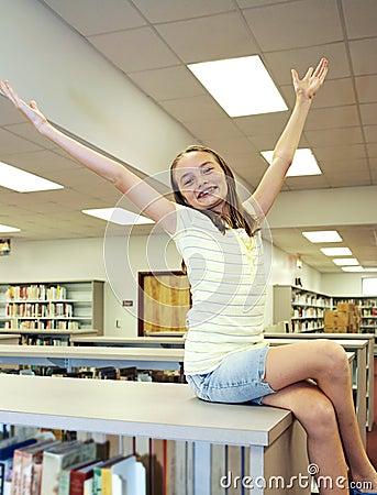 Free The Joy Of Reading Stock Photography - 2894112