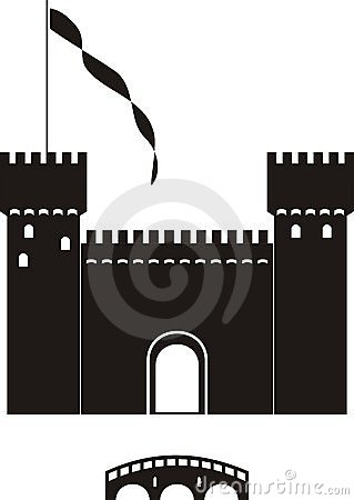 Free The Knight S Castle Stock Images - 20429764