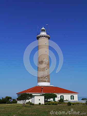 Free The Lighthouse Of Veli Rat Stock Photography - 31803042