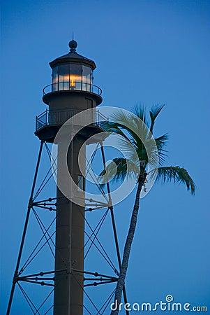 Free The Lighthouse @ Sanibel Stock Photography - 9421092