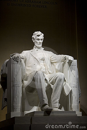 Free The Lincoln Memorial Stock Photography - 8197232