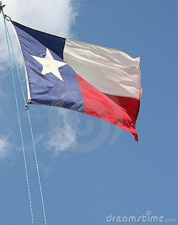 Free The Lone Star State Royalty Free Stock Images - 465689