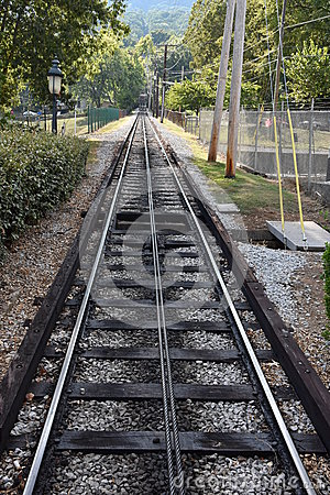 Free The Lookout Mountain Incline Railway In Chattanooga, Tennessee Stock Images - 82258154
