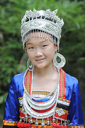 Free The Lovely Chinese Girl Royalty Free Stock Images - 6185899