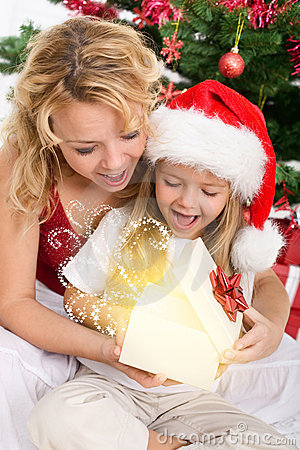 Free The Magic Of Christmas Stock Image - 16517921