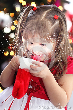 Free The Magic Of Christmas Royalty Free Stock Images - 27897189