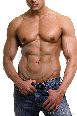 Free The Male Body. Stock Photography - 13441812