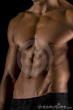Free The Male Body. Royalty Free Stock Photography - 13442087