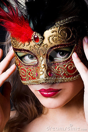 Free The Mask Royalty Free Stock Images - 1684689