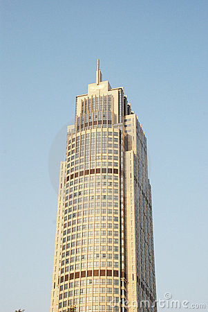 Free The Modern Hotel Building Royalty Free Stock Images - 7473829