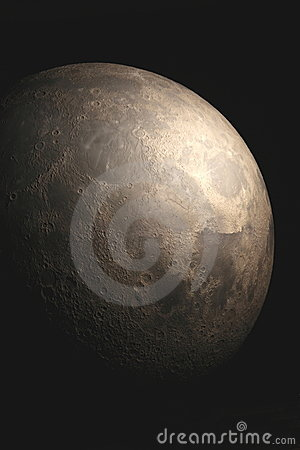 Free The Moon Royalty Free Stock Photo - 14620875