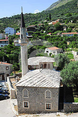 Free The Mosque Of Stari Bar Stock Photo - 42416700