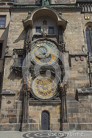 Free The Old Town Hall In Prague Stock Images - 51416734