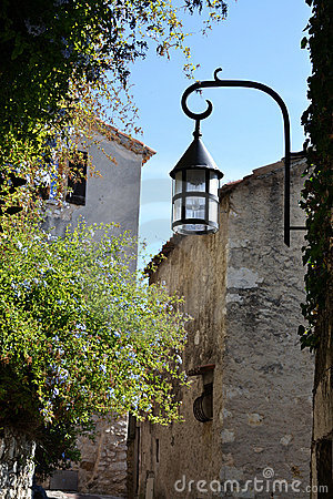 Free The Old Village Of Eze Royalty Free Stock Photos - 21506118