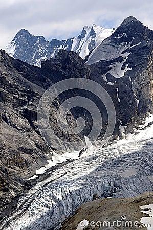 Free The Ortles Glacier, Bolzano - Italy Stock Photography - 9377372