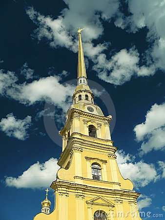 Free The Peter And Paul Fortress, St.Petersburg, Russia Stock Photo - 850460